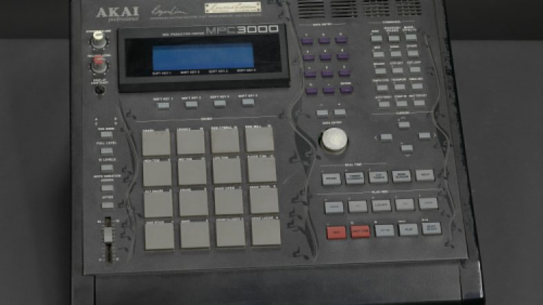 How Dilla humanized his MPC3000