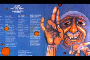 King Crimson – 21st Century Schizoid Man